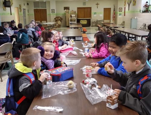 Kids Start Day With Healthy Breakfast, Thanks To Long-Term Partnership